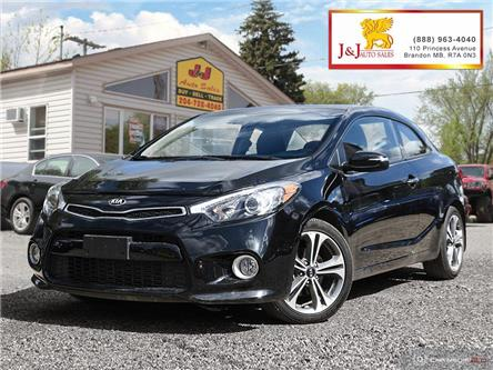 2016 Kia Forte Koup 2.0L EX (Stk: J19081) in Brandon - Image 1 of 27