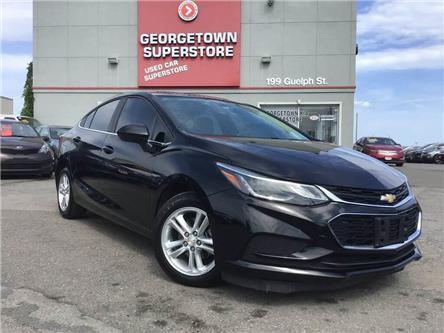 2017 Chevrolet Cruze LT | LEATHER | SUNROOF | TINTS | ALLOYS | BU CAM (Stk: P12318A) in Georgetown - Image 2 of 29
