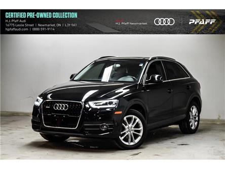 2015 Audi Q3 2.0T Technik (Stk: 53391) in Newmarket - Image 1 of 22