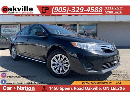 2014 Toyota Camry LE | BACKUP CAMERA | BLUETOOTH | CRUISE (Stk: P12496) in Oakville - Image 1 of 20