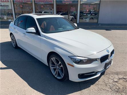 2014 BMW 320i xDrive   RED LEATHER   SUNROOF   BLUETOOTH (Stk: P12498) in Oakville - Image 2 of 20