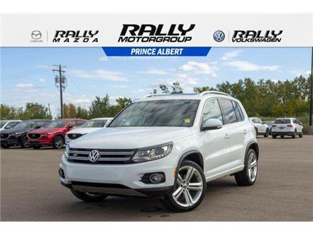 2016 Volkswagen Tiguan Highline (Stk: 1948A) in Prince Albert - Image 1 of 11