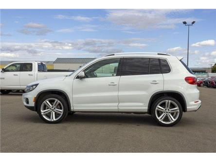 2016 Volkswagen Tiguan Highline (Stk: 1948A) in Prince Albert - Image 2 of 11