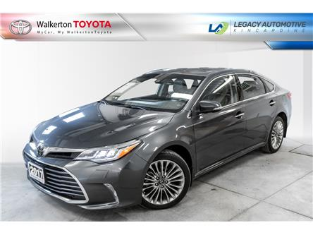 2017 Toyota Avalon Limited (Stk: P8200) in Walkerton - Image 1 of 17