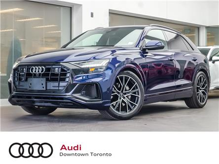 2019 Audi Q8 55 Technik (Stk: P3427) in Toronto - Image 1 of 26