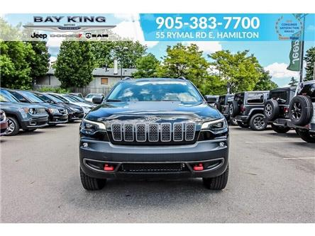 2019 Jeep Cherokee Trailhawk (Stk: 6869R) in Hamilton - Image 2 of 28