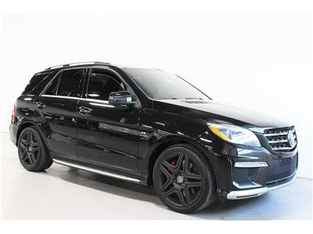 2015 Mercedes-Benz M-Class Base (Stk: 553293) in Vaughan - Image 1 of 30