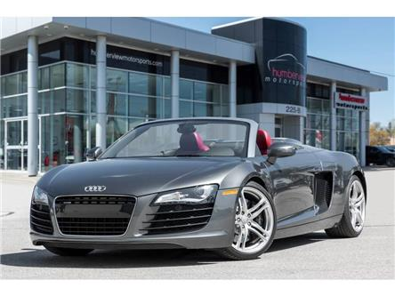 2011 Audi R8 4.2 (Stk: 19HMS619B) in Mississauga - Image 1 of 20