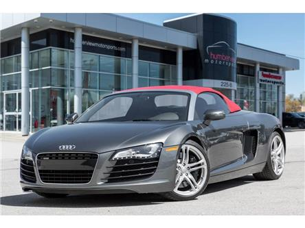 2011 Audi R8 4.2 (Stk: 19HMS619B) in Mississauga - Image 2 of 20