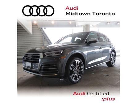 2018 Audi SQ5 3.0T Technik (Stk: AU5733) in Toronto - Image 1 of 30
