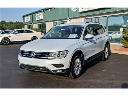 2018 Volkswagen Tiguan Trendline (Stk: 10526) in Lower Sackville - Image 1 of 17