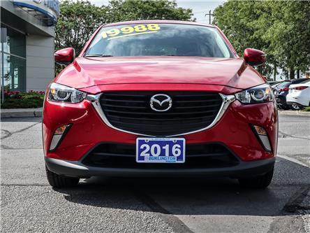 2016 Mazda CX-3  (Stk: 1983LT) in Burlington - Image 2 of 28