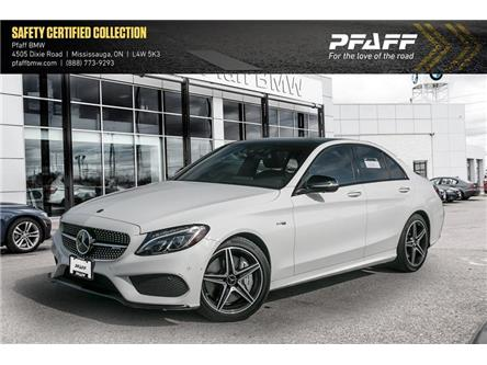 2018 Mercedes-Benz AMG C 43 Base (Stk: 22615A) in Mississauga - Image 1 of 22