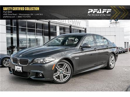 2015 BMW 535d xDrive (Stk: U5685) in Mississauga - Image 1 of 22