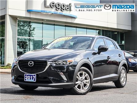 2017 Mazda CX-3 GS (Stk: 1993LT) in Burlington - Image 1 of 28