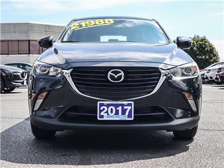 2017 Mazda CX-3 GS (Stk: 1993LT) in Burlington - Image 2 of 28