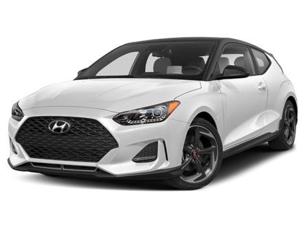 2020 Hyundai Veloster Turbo w/Sandstorm Leather (Stk: 29325) in Scarborough - Image 1 of 9