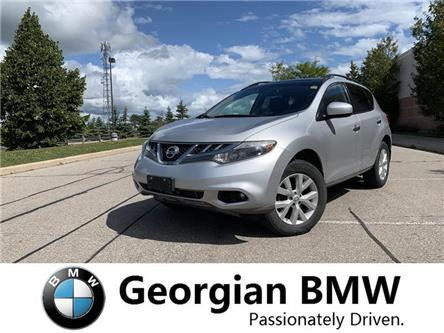 2011 Nissan Murano SL (Stk: B19229T2) in Barrie - Image 1 of 16
