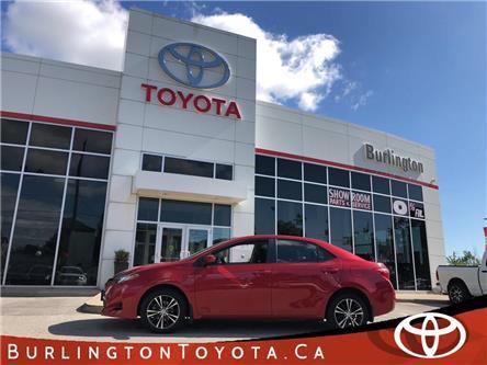 2017 Toyota Corolla LE (Stk: 202102A) in Burlington - Image 1 of 15