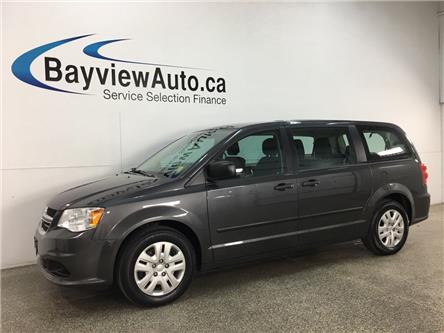 2017 Dodge Grand Caravan CVP/SXT (Stk: 35411W) in Belleville - Image 1 of 24