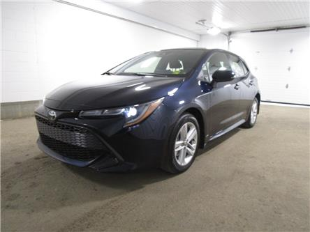 2019 Toyota Corolla Hatchback SE Package (Stk: 191346) in Regina - Image 1 of 25