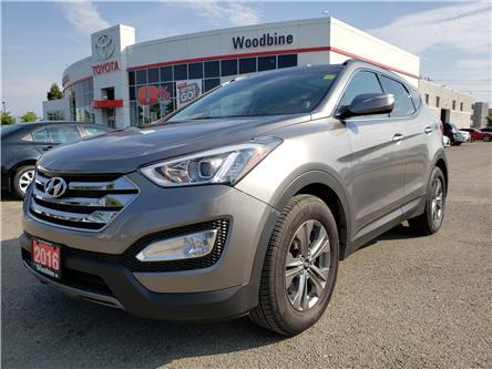 2016 Hyundai Santa Fe Sport  (Stk: 9-651A) in Etobicoke - Image 1 of 17