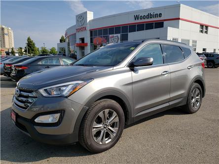 2016 Hyundai Santa Fe Sport 2.4 Luxury (Stk: 9-651A) in Etobicoke - Image 2 of 17