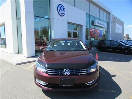 2013 Volkswagen Passat 2.0 TDI Highline (Stk: 2571P) in Toronto - Image 2 of 22