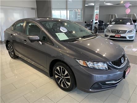 2015 Honda Civic EX (Stk: 16398A) in North York - Image 1 of 25
