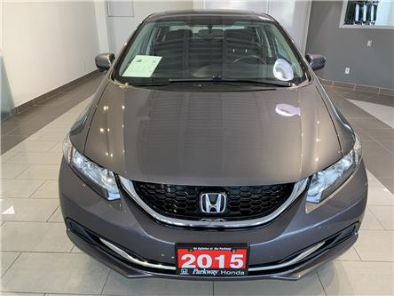 2015 Honda Civic EX (Stk: 16398A) in North York - Image 2 of 25