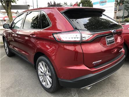 2018 Ford Edge Titanium (Stk: 1861125) in Vancouver - Image 2 of 9