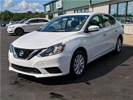 2019 Nissan Sentra 1.8 SV (Stk: 10531) in Lower Sackville - Image 1 of 8