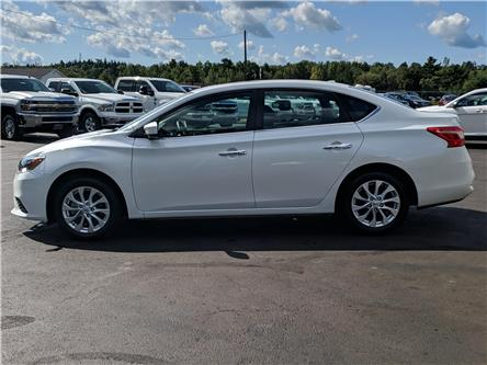 2019 Nissan Sentra 1.8 SV (Stk: 10531) in Lower Sackville - Image 2 of 8