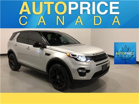 2016 Land Rover Discovery Sport SE (Stk: W0596) in Mississauga - Image 1 of 28