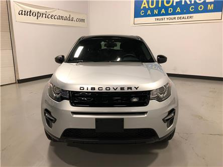 2016 Land Rover Discovery Sport SE (Stk: W0596) in Mississauga - Image 2 of 28