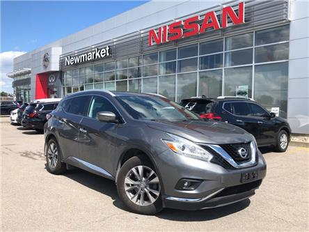 2016 Nissan Murano SL (Stk: UN1001AA) in Newmarket - Image 1 of 20