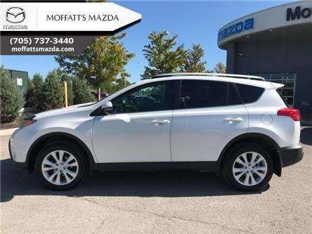 2014 Toyota RAV4 Limited (Stk: 27824) in Barrie - Image 2 of 24