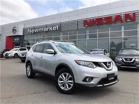 2016 Nissan Rogue SV (Stk: 19R166A) in Newmarket - Image 1 of 25