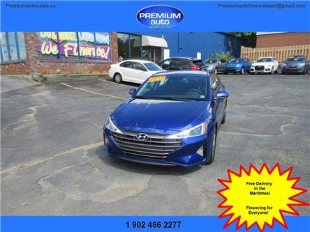 2019 Hyundai Elantra Preferred (Stk: 869742) in Dartmouth - Image 1 of 23