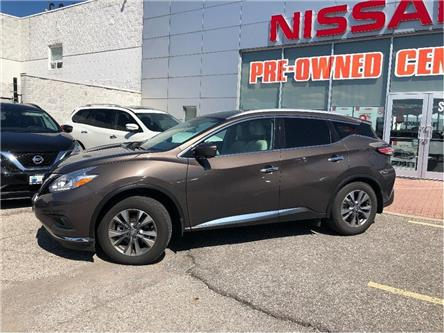 2016 Nissan Murano SL (Stk: U3077) in Scarborough - Image 2 of 9