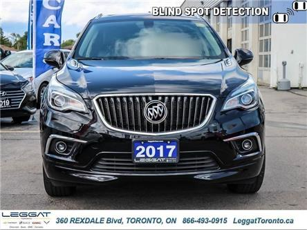 2017 Buick Envision Essence (Stk: T11616) in Etobicoke - Image 2 of 30