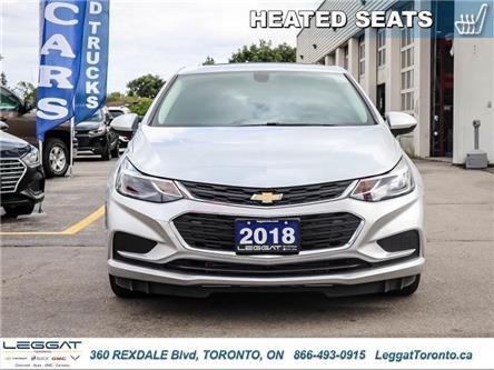 2018 Chevrolet Cruze LT Auto (Stk: 345175A) in Etobicoke - Image 2 of 27