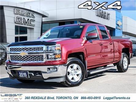 2015 Chevrolet Silverado 1500 LT (Stk: 225587A) in Etobicoke - Image 1 of 26