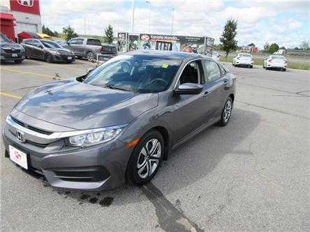 2016 Honda Civic LX (Stk: K15039A) in Ottawa - Image 1 of 18
