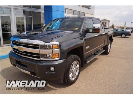 2018 Chevrolet Silverado 2500HD High Country (Stk: T0071) in St Paul - Image 1 of 30