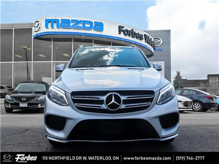 2016 Mercedes-Benz GLE-Class Base (Stk: W2346) in Waterloo - Image 2 of 27