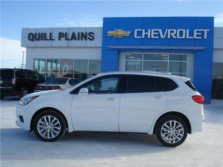 2019 Buick Envision Premium I (Stk: 19T087) in Wadena - Image 1 of 19