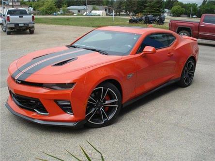2018 Chevrolet Camaro 2SS (Stk: 18C009) in Wadena - Image 2 of 19