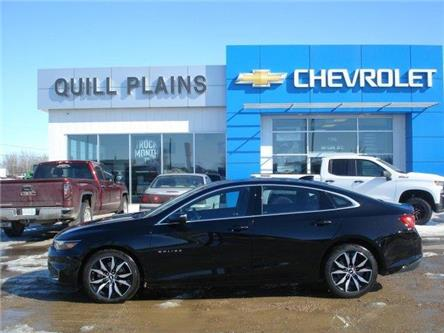 2018 Chevrolet Malibu LT (Stk: 19P015) in Wadena - Image 1 of 15