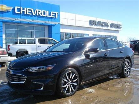 2018 Chevrolet Malibu LT (Stk: 19P015) in Wadena - Image 2 of 15